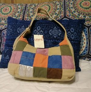 Patchwork Bag NWT
